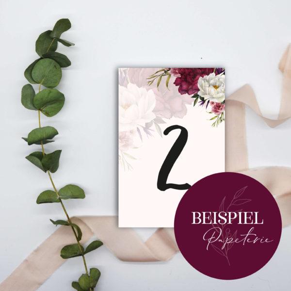 BOHEMIANPAPERY_Wild+Berry_Tischnummer_01 Kopie